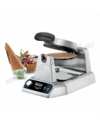 PROFESSIONAL MACHINE FOR MAKING WAFFLE CONES