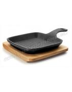 MINI-FRYING PAN CAST IRON
