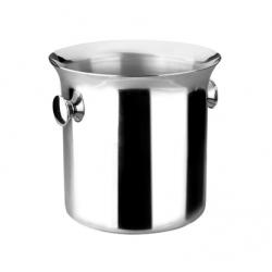 CUBO ENFRIABOTELLAS INOX 18/10 - 5,50 litros
