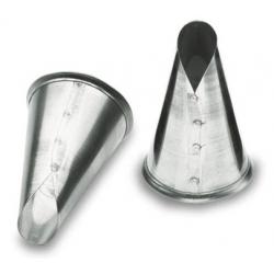 SET 6 BOQUILLAS LÁGRIMA - Ø:20 mm.